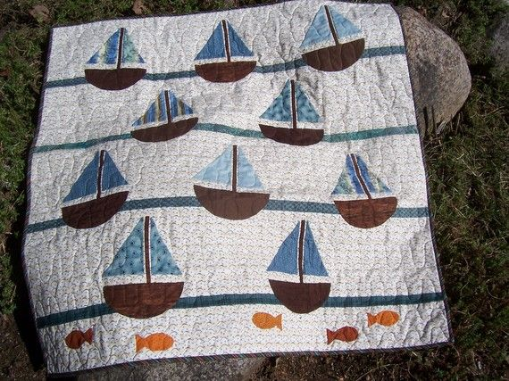 104 Best Nautical Quilts Images On Pinterest Nautical