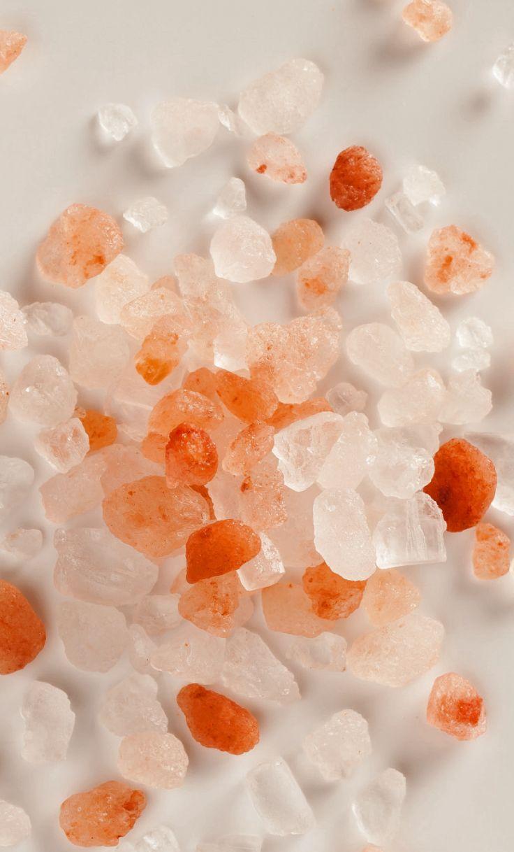 TERRE EXOTIQUE : Diamant de sel du Cachemire