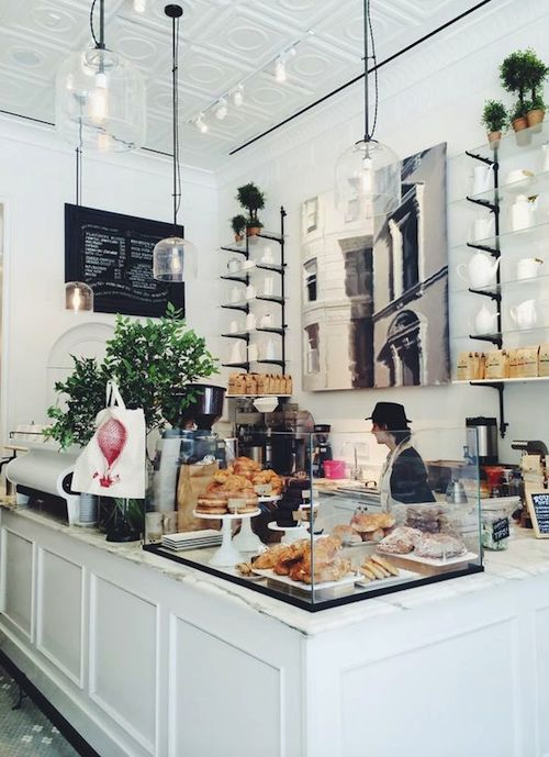 NEW YORK CITY GUIDE: TOBY'S ESTATE COFFEE