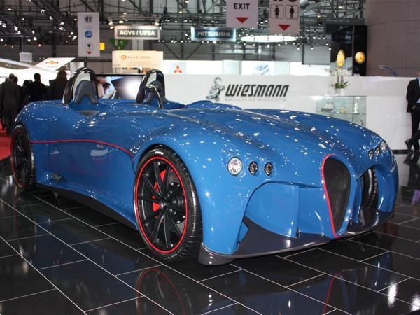 Specialist German Sports Car Manufacturer Wiesmann Is Set To Close - Sports cars manufacturers
