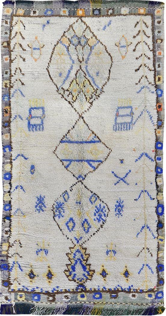 berber rug 38x70