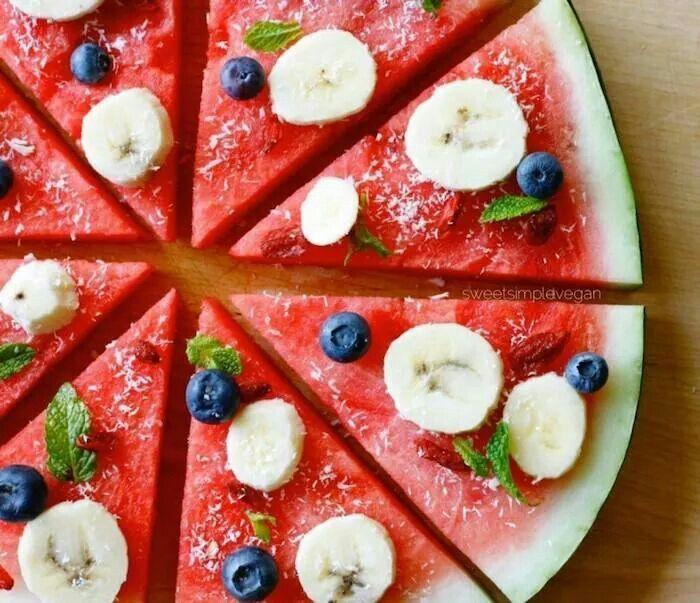 Fruit Pizza! Geniale!