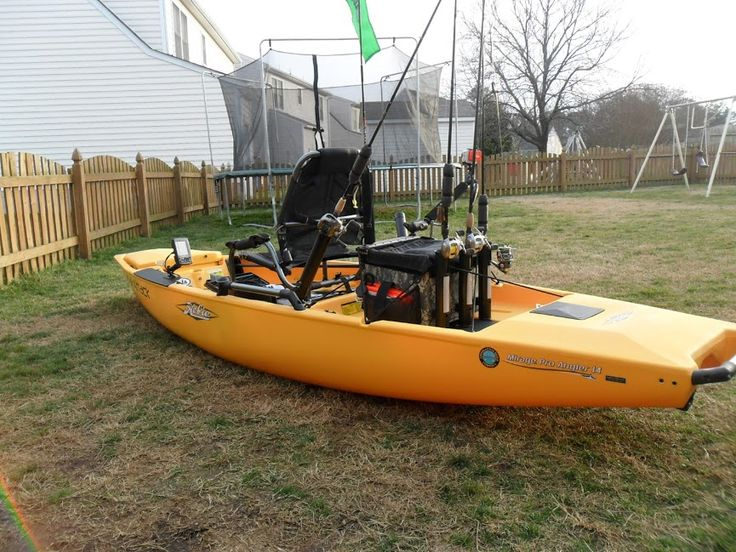 17 best images about canoes on pinterest milk crates for Best bass fishing kayak