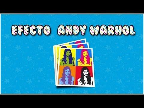 Tutorial de efecto Andy Warhol en Photoshop