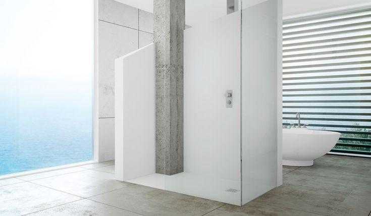 17 best images about wetroom design ideas on pinterest for Large walk in shower enclosures