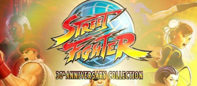Capcom releases Street Fighter 30th Anniversary Collection With 12 Games