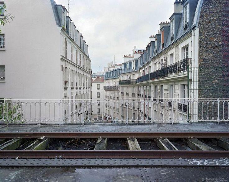"""By The Silent Line"" - Crédit Image Pierre Folk."