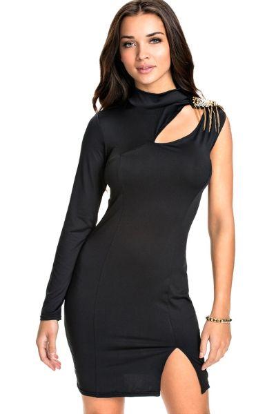 1000  ideas about Black Club Dresses on Pinterest - Cocktail ...