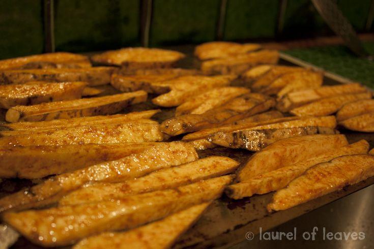 Kumara Chips Ready to Cook