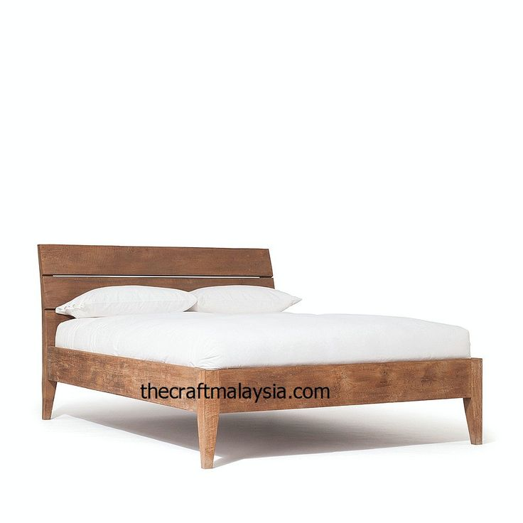 Our Sumatra bed is handmade by artisans from rustic reclaimed teak in  Indonesia  Find this Pin and more on teak wood furniture online. 20 best teak wood furniture online store images on Pinterest