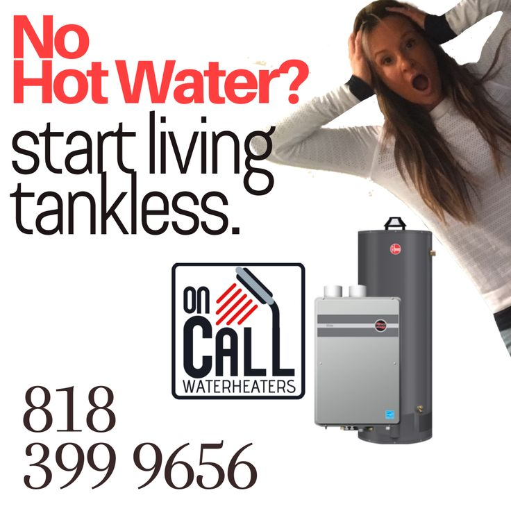 Gas water heater tankless commercial installation
