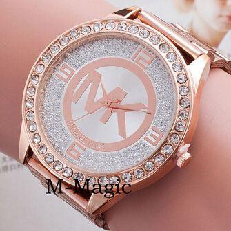 cheap diamante cuarzo relojes wristwatch mujeres relojes mujer relogio feminino marca de lujo ladies