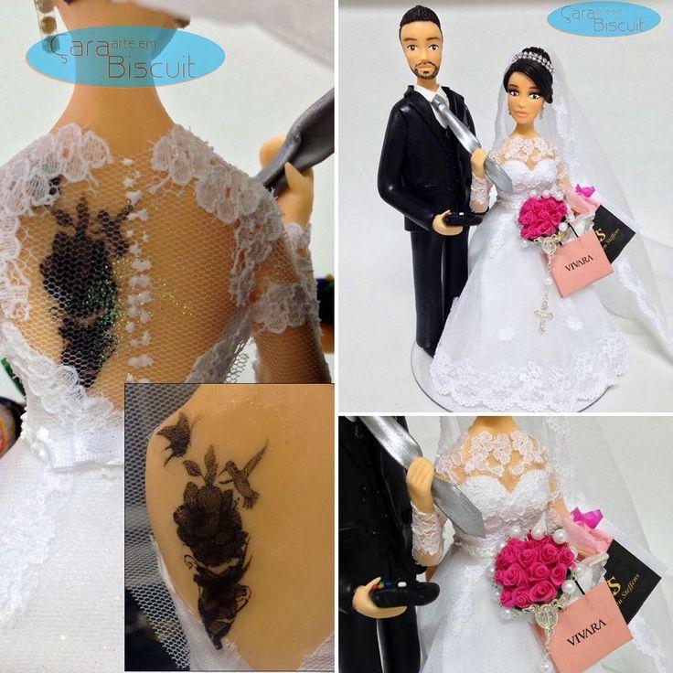 caraarteembiscuit💕 #noivinhospersonalizados 💕 #hobby 🎮 #games #videogames #tattoo #tatuagem 😍#compras 🛍🎀🎁🎉 #carmensteffens #vivara #rosário #agoracasa #caraarteembiscuit #caketopper #weddinginvitation #vestidodenoiva #noiva #noivos #noivinhosdobolo #casacomigo #casamentos #noivinhosdiferentes #wedding #weddings #weddingday #weddingcake #bolodecasamento #enfeitedebolo #biscuit #biscuitpersonalizado #love ❤️ Orçamento: caraarteembiscuit@yahoo.com.br, ou envie uma mensagem inbox na…
