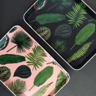 Mini Trays - Foliage    www.handmadebyme.co.za