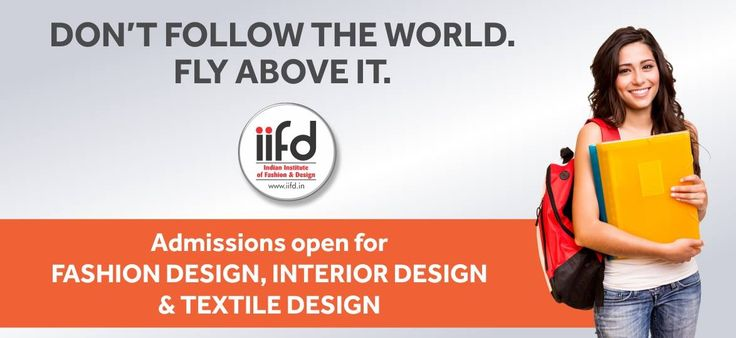 Don't Follow the World. Fly Above it.  Admission Open For Fashion,Textile & Interior design courses. Get more info @ http://iifd.in or http://iifd.in/diploma-in-interior-designing/  For more assistance contact @ 9041766699  #iifd #best #fashion #designing #institute #chandigarh #mohali #punjab #design #admission #india #fashioncourse #himachal #InteriorDesigning #msc #creative #punjab #haryana