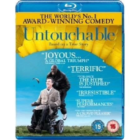 Untouchable Blu Ray Please note this is a region B Blu ray and will require a region B or region free Blu-ray player in order to play French comedy drama charting an unusual friendship Paul (Franccedil