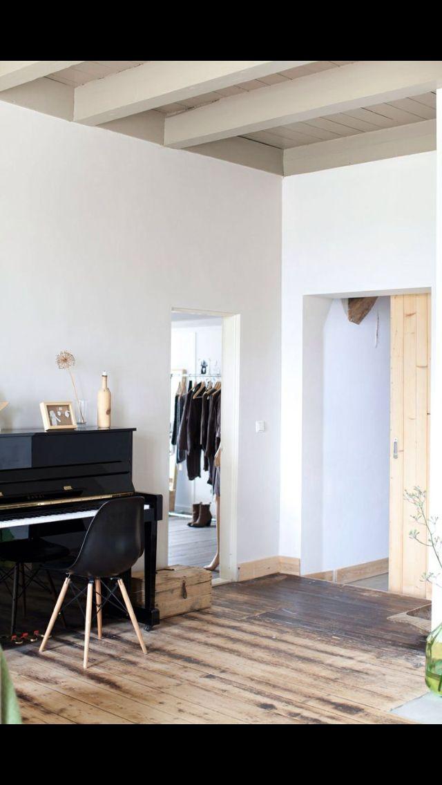 Meer dan 1000 idee n over plafonds met houten balken op pinterest balken plafonds balken en - Kamer met balken ...
