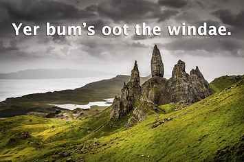 Americans And Londoners React To Scottish Phrases