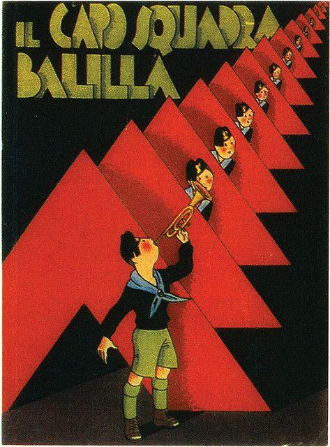 Italian Fascist Youth Batalion Handbook