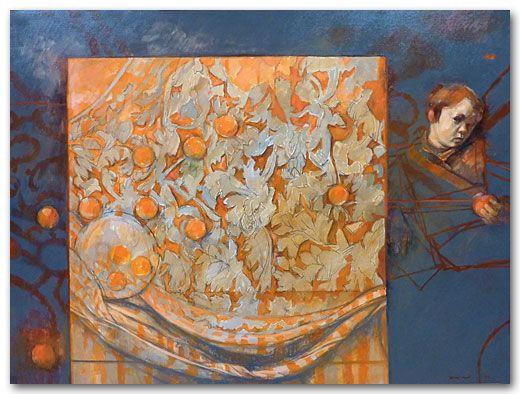 Margaret Woodward - A Taste of Orange