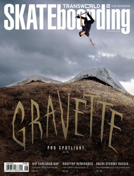 If you've ever rolled the Klamath Falls skatepark you know how gnarly this is. David Gravette is tough.