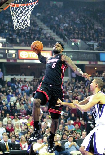 LeBron James Became Youngest NBA Player To Score 20,000 Points on January 16, 2013 http://linktick.com/