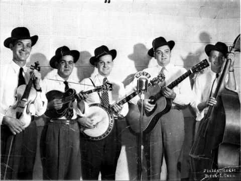 Stanley Brothers - Roving Gambler - Live August 7 1956