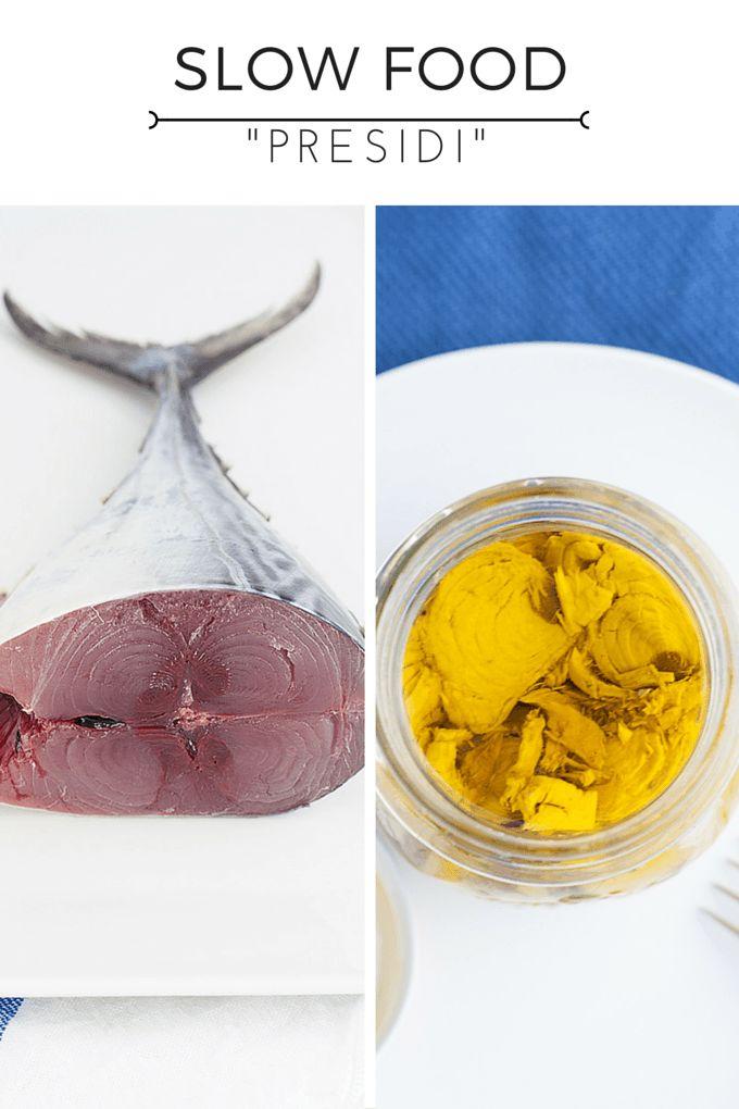Slow Food Produkte aus der Toskana mit Rezepten-Tipps.