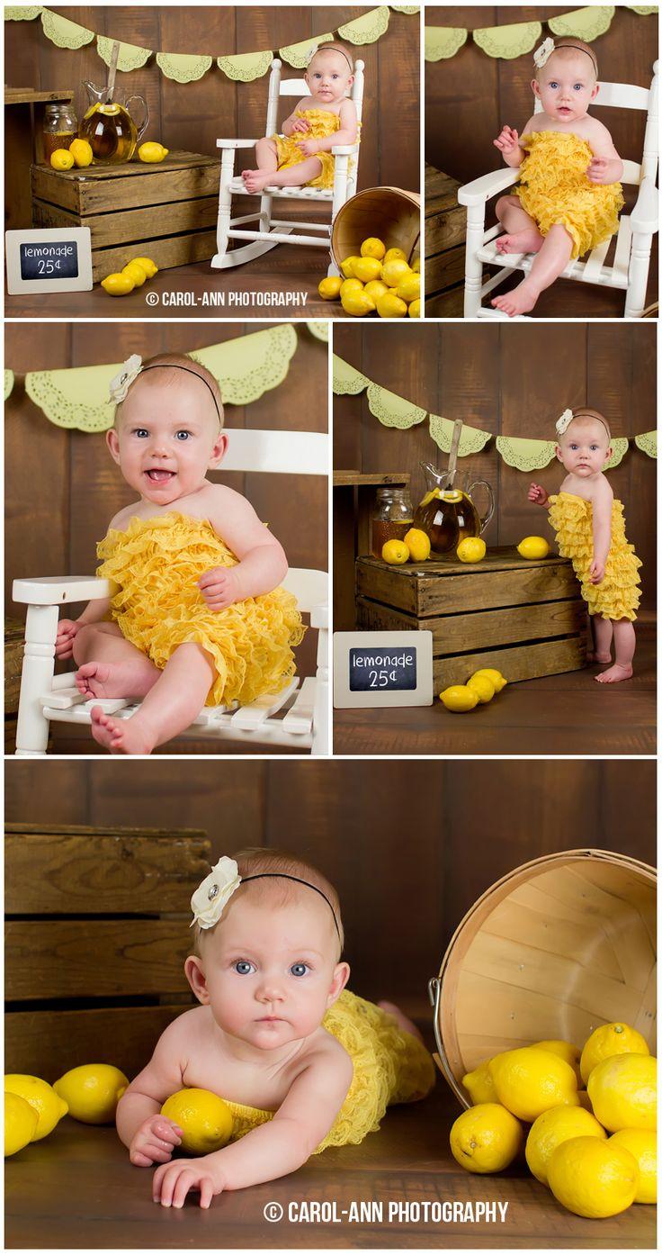 Kaiya's Vintage Lemonade Stand & Family Photo Shoot » Carol-Ann Photography Blog Lemonade mini session setup    http://www.carol-annphotography.com/blog/