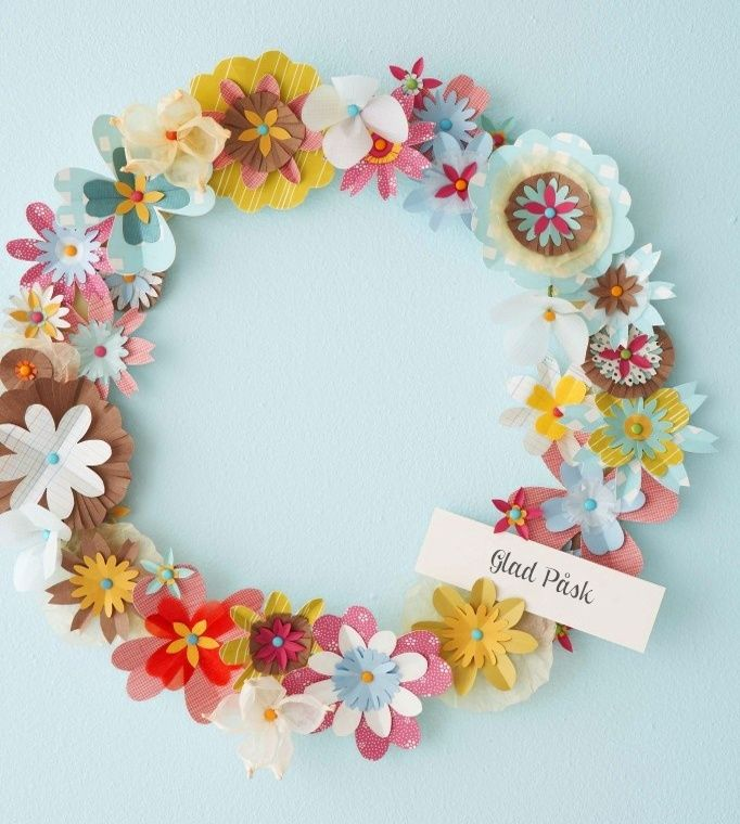 CELEBRATE EASTER WITH YOUR OWN WREATH! | Rebel Walls Australia