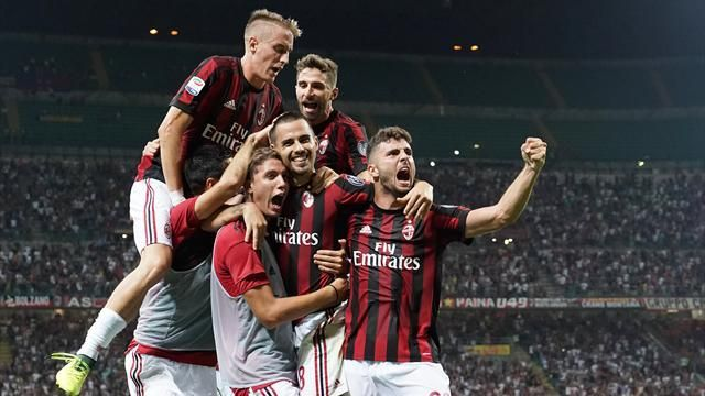 New hope for AC Milan