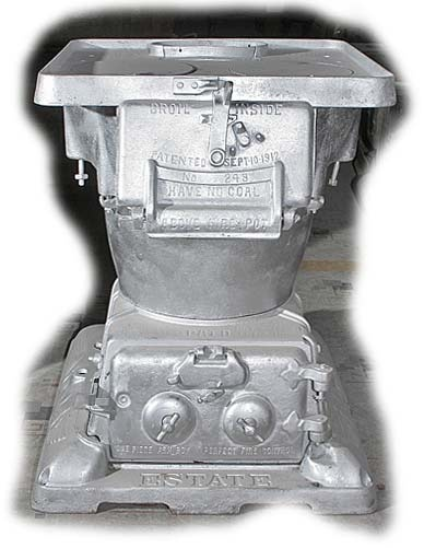 1 12 Railroad Estate Caboose Stove This Is Exactly Like
