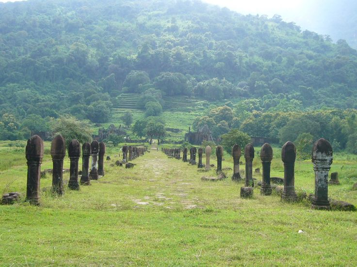 Wat Phou / South Laos #watphou#laos#champasak #2007#journey