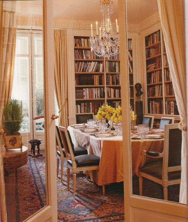 42 Best Library Dining Room Images On Pinterest