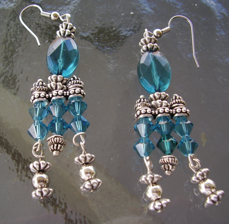 how to make jewelry -  use Tierra cast findings, www.rainbowminerals.com