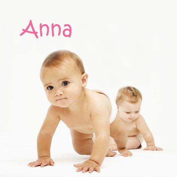 Von vorne wie von hinten: Anna. 2006 war Anna der beliebteste Mädchenname in Deutschland. Hochkonjunktur hatte er immer wieder, beginnend schon 1890. Anna soll eure Tochter nicht heißen, aber euch fehlt noch Inspiration? Dann macht unseren Test: Welcher Babyname passt zu meinem Kind?