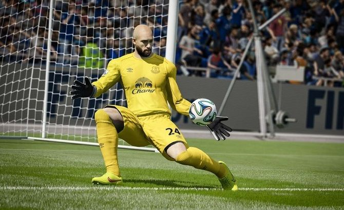 EA Drops FIFA 15 Release Date