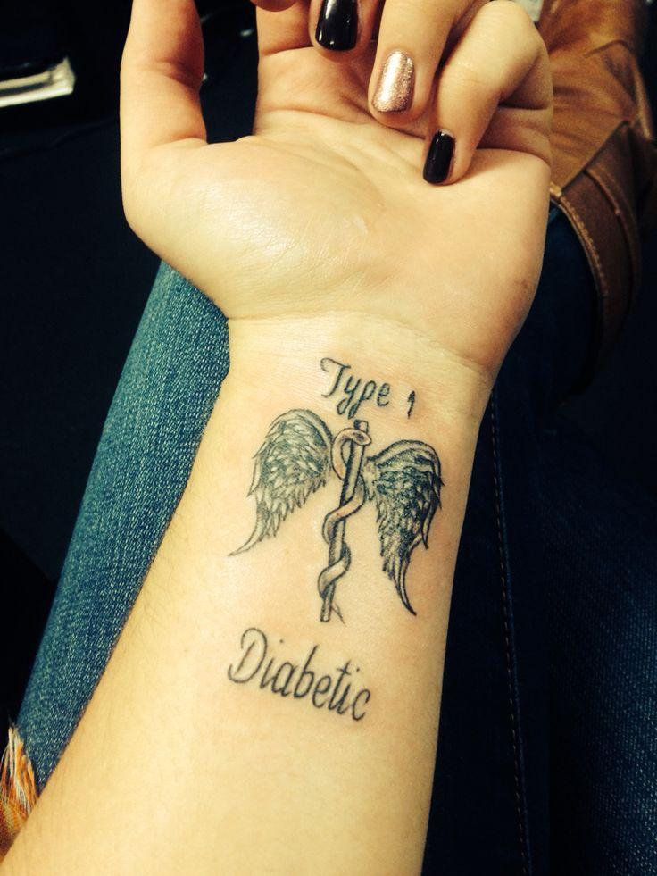 Diabetes Symbol Tattoo Small Wrist Tattoos Tips Ideas For Tattoo