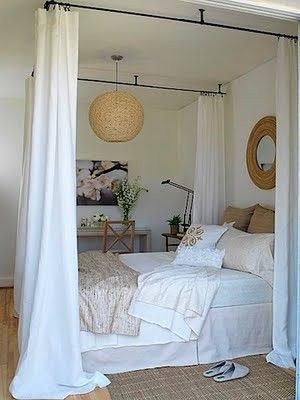 Google Image Result for http://www.designocd.com/wp-content/uploads/2012/05/curtains-around-bed.jpg