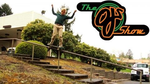 The OJ Show: Episode 2 with The Hemmies - http://DAILYSKATETUBE.COM/the-oj-show-episode-2-with-the-hemmies/ - Welcome back to the OJ Show. Today's episode is jam-packed with action, so roll up a doobie, pour yourself some Cocoa Puffs, and enjoy. SOTY alert!!! Keep up with Thrasher Magazine - episode, Hemmies, show