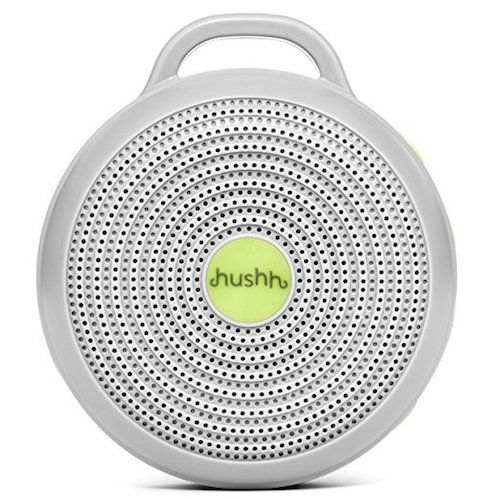 1. Marpac Hushh For Baby, Portable White Noise Sound Machine