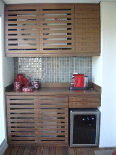 armario de cozinha porta ripada mdf - Pesquisa Google