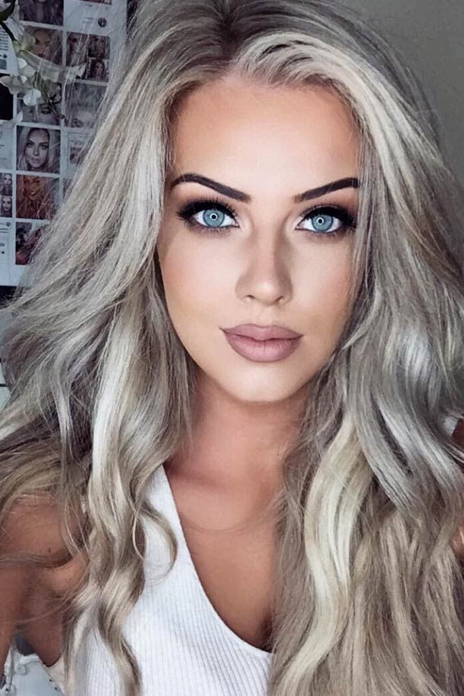 Long Hairstyles For Long Faces Fair 787 Best Hair Images On Pinterest  Hair Color Hair Ideas And Hair