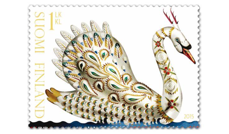 COLLECTORZPEDIA Golden Swan