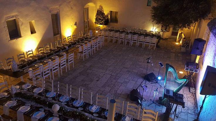 Masseria Santa Chiara wedding in Apulia