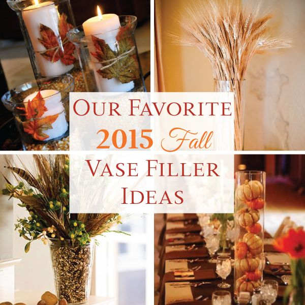 Our Favorite Pinterest Profiles For Decorating Ideas: 17 Best Ideas About Fall Vase Filler On Pinterest