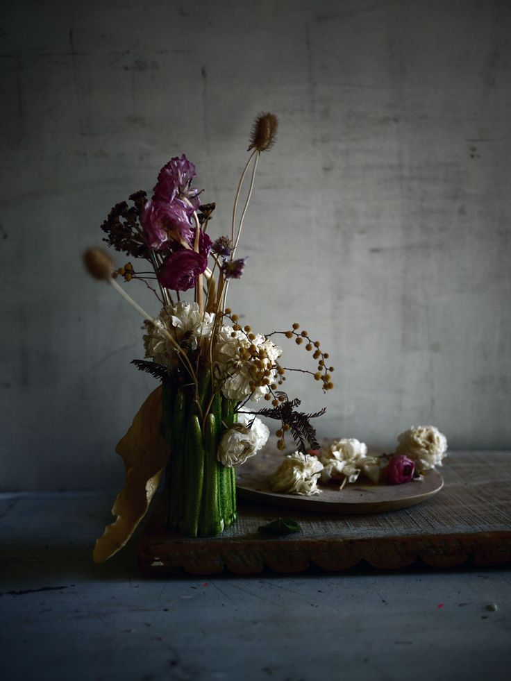 ©MYRIAM BALAŸ DEVIDAL Premier bouquet d'Automne