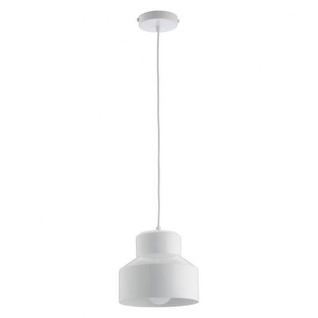NEVE White ceramic ceiling light