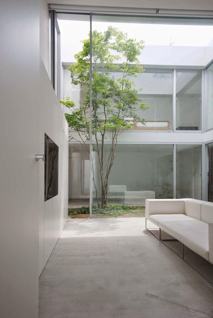 simplicity love: Cube Court House, Japan | Shinichi Ogawa & Associates