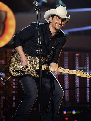 Official Brad Paisley Website
